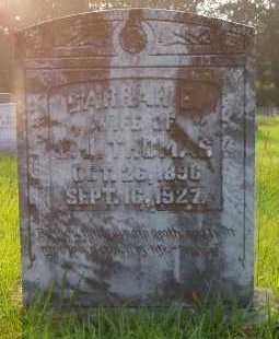 MCCRACKEN THOMAS, CARRAH ELIZABETH - Pulaski County, Arkansas | CARRAH ELIZABETH MCCRACKEN THOMAS - Arkansas Gravestone Photos