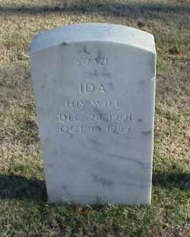 THOMAS, IDA - Pulaski County, Arkansas   IDA THOMAS - Arkansas Gravestone Photos