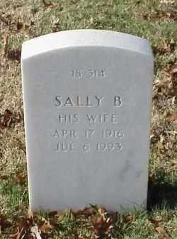 THOMAS, SALLY B - Pulaski County, Arkansas | SALLY B THOMAS - Arkansas Gravestone Photos