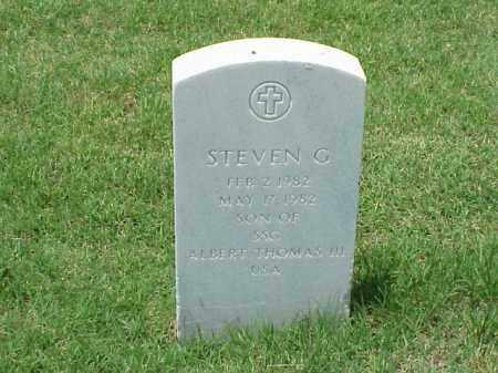 THOMAS, STEVEN G - Pulaski County, Arkansas | STEVEN G THOMAS - Arkansas Gravestone Photos