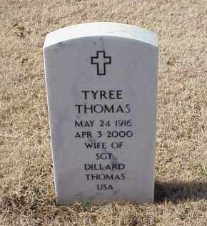 THOMAS, TYREE - Pulaski County, Arkansas | TYREE THOMAS - Arkansas Gravestone Photos
