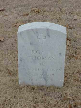 THOMAS (VETERAN), ROY L - Pulaski County, Arkansas | ROY L THOMAS (VETERAN) - Arkansas Gravestone Photos