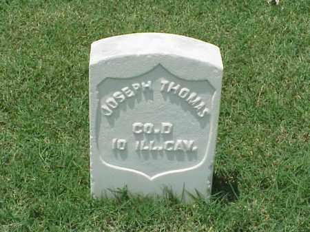 THOMAS (VETERAN UNION), JOSEPH - Pulaski County, Arkansas | JOSEPH THOMAS (VETERAN UNION) - Arkansas Gravestone Photos