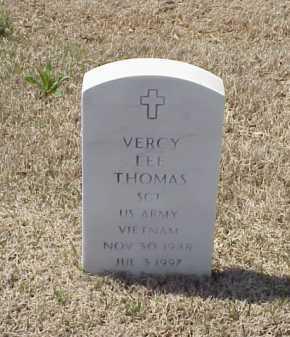 THOMAS (VETERAN VIET), VERCY LEE - Pulaski County, Arkansas | VERCY LEE THOMAS (VETERAN VIET) - Arkansas Gravestone Photos