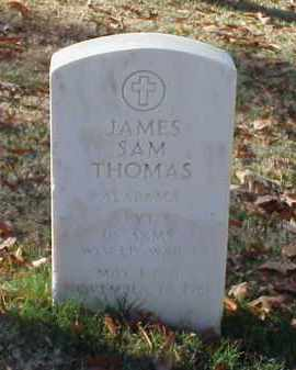 THOMAS (VETERAN WWI), JAMES SAM - Pulaski County, Arkansas | JAMES SAM THOMAS (VETERAN WWI) - Arkansas Gravestone Photos