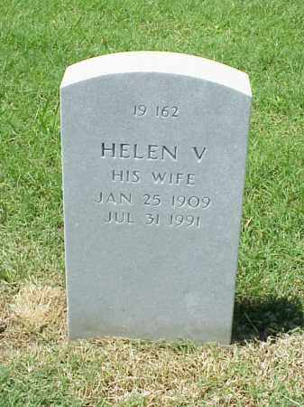THOMPSON, HELEN V - Pulaski County, Arkansas | HELEN V THOMPSON - Arkansas Gravestone Photos