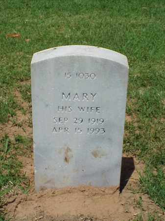 THOMPSON, MARY - Pulaski County, Arkansas | MARY THOMPSON - Arkansas Gravestone Photos