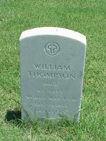 THOMPSON (VETERAN 2 WARS), WILLIAM - Pulaski County, Arkansas | WILLIAM THOMPSON (VETERAN 2 WARS) - Arkansas Gravestone Photos