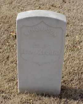 THOMPSON (VETERAN UNION), FRANKLIN - Pulaski County, Arkansas   FRANKLIN THOMPSON (VETERAN UNION) - Arkansas Gravestone Photos