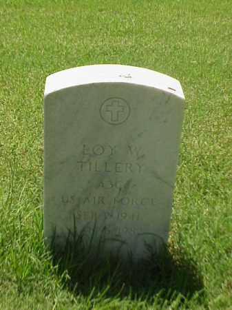 TILLERY (VETERAN), LOY W - Pulaski County, Arkansas | LOY W TILLERY (VETERAN) - Arkansas Gravestone Photos