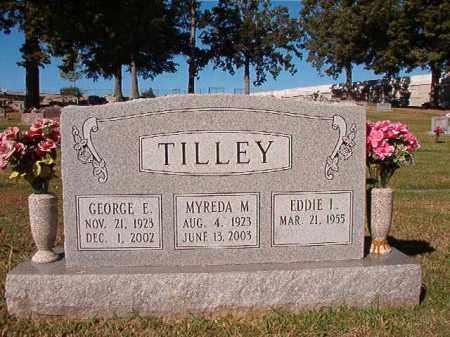 TILLEY, MYREDA M - Pulaski County, Arkansas | MYREDA M TILLEY - Arkansas Gravestone Photos
