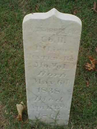 TIMBERLAKE (VETERAN CSA), JOHN W - Pulaski County, Arkansas | JOHN W TIMBERLAKE (VETERAN CSA) - Arkansas Gravestone Photos