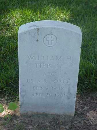 TIPPITT (VETERAN), WILLIAM H - Pulaski County, Arkansas | WILLIAM H TIPPITT (VETERAN) - Arkansas Gravestone Photos