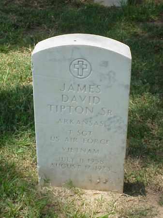 TIPTON, SR (VETERAN VIET), JAMES DAVID - Pulaski County, Arkansas | JAMES DAVID TIPTON, SR (VETERAN VIET) - Arkansas Gravestone Photos