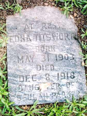 TITSWORTH, EDNA - Pulaski County, Arkansas | EDNA TITSWORTH - Arkansas Gravestone Photos