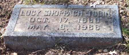 SHOPPACH TOBIN, LUCY - Pulaski County, Arkansas | LUCY SHOPPACH TOBIN - Arkansas Gravestone Photos