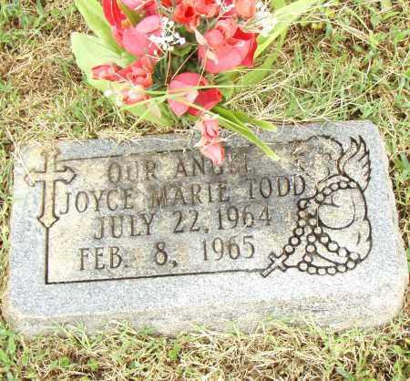 TODD, JOYCE MARIE - Pulaski County, Arkansas   JOYCE MARIE TODD - Arkansas Gravestone Photos