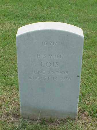 TODD, LOIS - Pulaski County, Arkansas | LOIS TODD - Arkansas Gravestone Photos