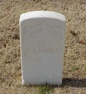 TOMLIN (VETERAN UNION), DANIEL - Pulaski County, Arkansas | DANIEL TOMLIN (VETERAN UNION) - Arkansas Gravestone Photos