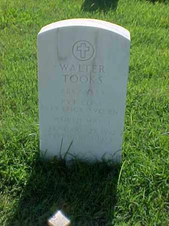 TOOKS (VETERAN WWI), WALTER - Pulaski County, Arkansas | WALTER TOOKS (VETERAN WWI) - Arkansas Gravestone Photos
