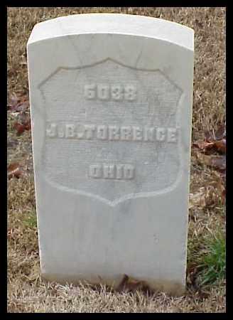 TORRENCE (VETERAN UNION), JOHN B - Pulaski County, Arkansas   JOHN B TORRENCE (VETERAN UNION) - Arkansas Gravestone Photos