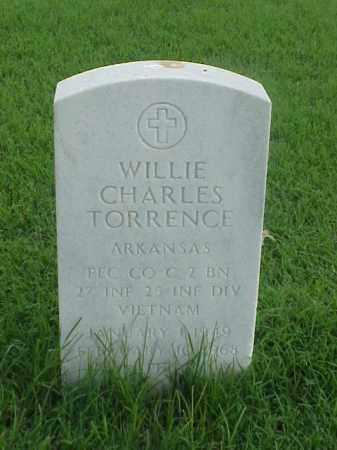 TORRENCE (VETERAN VIET), WILLIE CHARLES - Pulaski County, Arkansas | WILLIE CHARLES TORRENCE (VETERAN VIET) - Arkansas Gravestone Photos