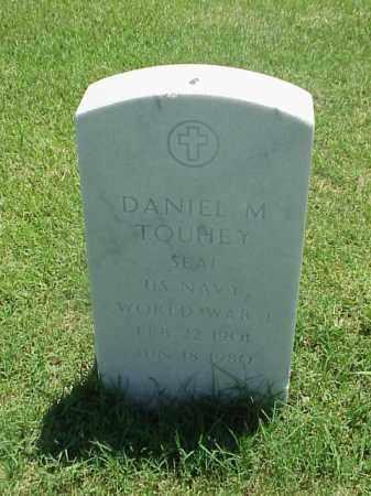 TOUHEY (VETERAN WWI), DANIEL M - Pulaski County, Arkansas | DANIEL M TOUHEY (VETERAN WWI) - Arkansas Gravestone Photos