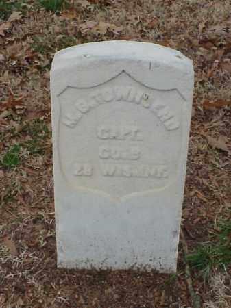 TOWNSEND (VETERAN UNION), M G - Pulaski County, Arkansas | M G TOWNSEND (VETERAN UNION) - Arkansas Gravestone Photos