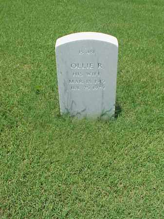 TRAYWICK, OLLIE R - Pulaski County, Arkansas | OLLIE R TRAYWICK - Arkansas Gravestone Photos