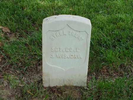 TREAT (VETERAN UNION), SYREL - Pulaski County, Arkansas   SYREL TREAT (VETERAN UNION) - Arkansas Gravestone Photos