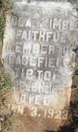 TRIMBLE, OLA - Pulaski County, Arkansas | OLA TRIMBLE - Arkansas Gravestone Photos