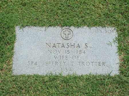 TROTTER, NATASHA S - Pulaski County, Arkansas   NATASHA S TROTTER - Arkansas Gravestone Photos