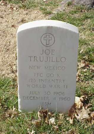 TRUJILLO (VETERAN WWII), JOE - Pulaski County, Arkansas | JOE TRUJILLO (VETERAN WWII) - Arkansas Gravestone Photos