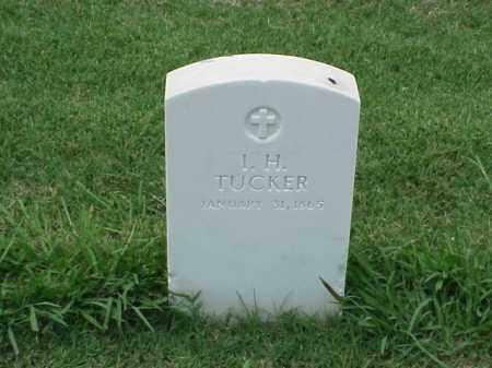 TUCKER, I H - Pulaski County, Arkansas | I H TUCKER - Arkansas Gravestone Photos