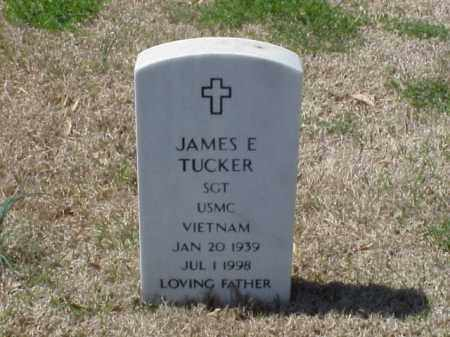 TUCKER (VETERAN VIET), JAMES E - Pulaski County, Arkansas | JAMES E TUCKER (VETERAN VIET) - Arkansas Gravestone Photos