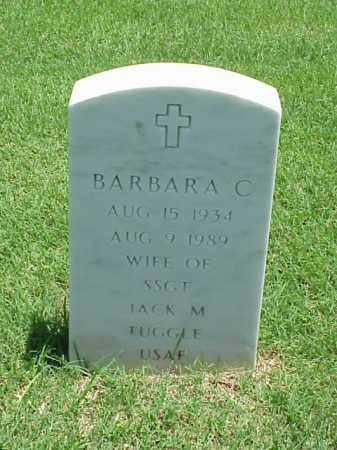 TUGGLE, BARBARA C - Pulaski County, Arkansas | BARBARA C TUGGLE - Arkansas Gravestone Photos