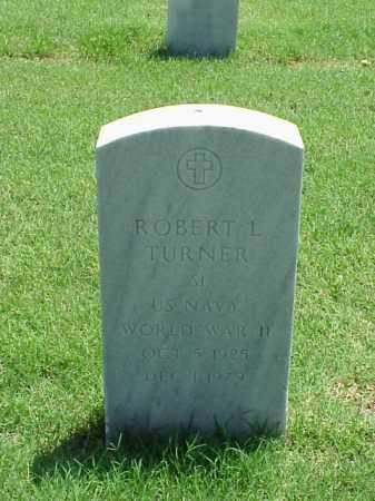 TURNER (VETERAN WWII), ROBERT L - Pulaski County, Arkansas | ROBERT L TURNER (VETERAN WWII) - Arkansas Gravestone Photos