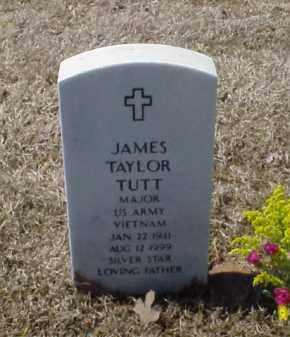 TUTT (VETERAN VIET), JAMES TAYLOR - Pulaski County, Arkansas | JAMES TAYLOR TUTT (VETERAN VIET) - Arkansas Gravestone Photos