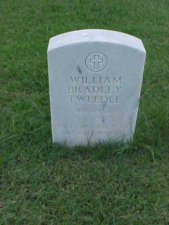 TWEEDLE (VETERAN WWII), WILLIAM BRADLEY - Pulaski County, Arkansas | WILLIAM BRADLEY TWEEDLE (VETERAN WWII) - Arkansas Gravestone Photos