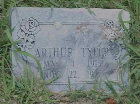 TYLER, ARTHUR - Pulaski County, Arkansas | ARTHUR TYLER - Arkansas Gravestone Photos