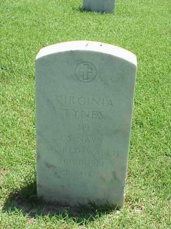 TYNES (VETERAN WWII), VIRGINIA - Pulaski County, Arkansas | VIRGINIA TYNES (VETERAN WWII) - Arkansas Gravestone Photos