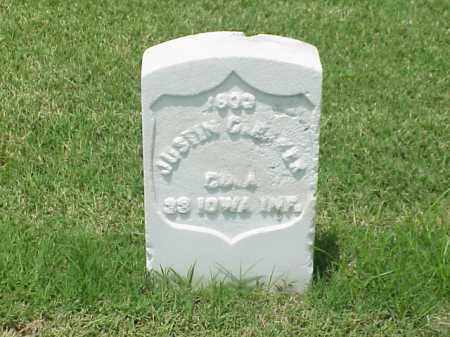 BAKER (VETERAN UNION), JUSTIN C - Pulaski County, Arkansas | JUSTIN C BAKER (VETERAN UNION) - Arkansas Gravestone Photos