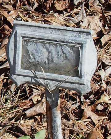 UNKNOWN, UNKNOWN #2 - Pulaski County, Arkansas   UNKNOWN #2 UNKNOWN - Arkansas Gravestone Photos