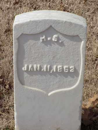 UNKNOWN (VETERAN UNION), H S - Pulaski County, Arkansas   H S UNKNOWN (VETERAN UNION) - Arkansas Gravestone Photos