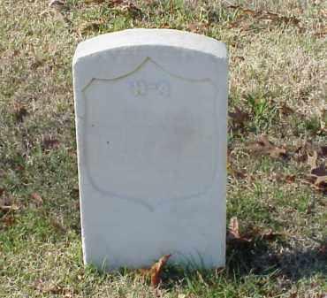 UNKNOWN (VETERAN), W A - Pulaski County, Arkansas   W A UNKNOWN (VETERAN) - Arkansas Gravestone Photos