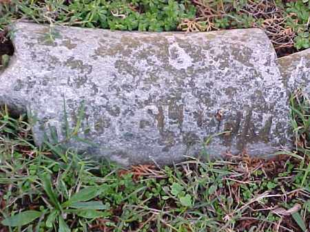 UNREADABLE, UNREADABLE - Pulaski County, Arkansas | UNREADABLE UNREADABLE - Arkansas Gravestone Photos