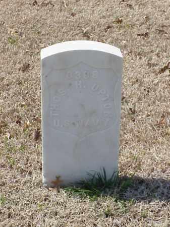 UPTON (VETERAN UNION), THOMAS H - Pulaski County, Arkansas   THOMAS H UPTON (VETERAN UNION) - Arkansas Gravestone Photos