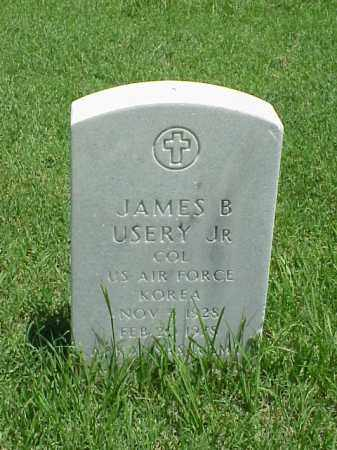 USERY, JR (VETERAN KOR), JAMES B - Pulaski County, Arkansas | JAMES B USERY, JR (VETERAN KOR) - Arkansas Gravestone Photos