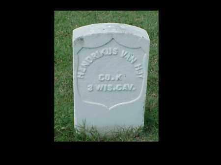 VAN HOY (VETERAN UNION), HENDRIKUS - Pulaski County, Arkansas   HENDRIKUS VAN HOY (VETERAN UNION) - Arkansas Gravestone Photos