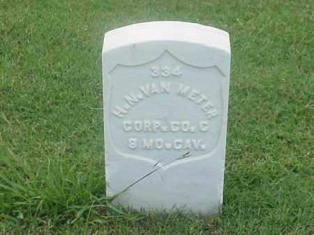 VAN METER (VETERAN UNION), HENRY N - Pulaski County, Arkansas | HENRY N VAN METER (VETERAN UNION) - Arkansas Gravestone Photos